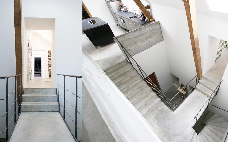 Minimalistisches Scheunenhaus | Architekturbüro Sennrich & Schneider