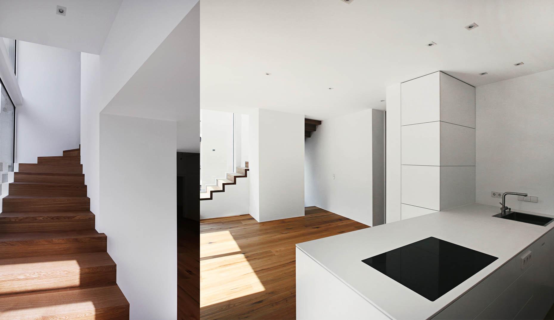 Modernes Wohnen in der Altbauvilla | Sennrich und Schneider GmbB