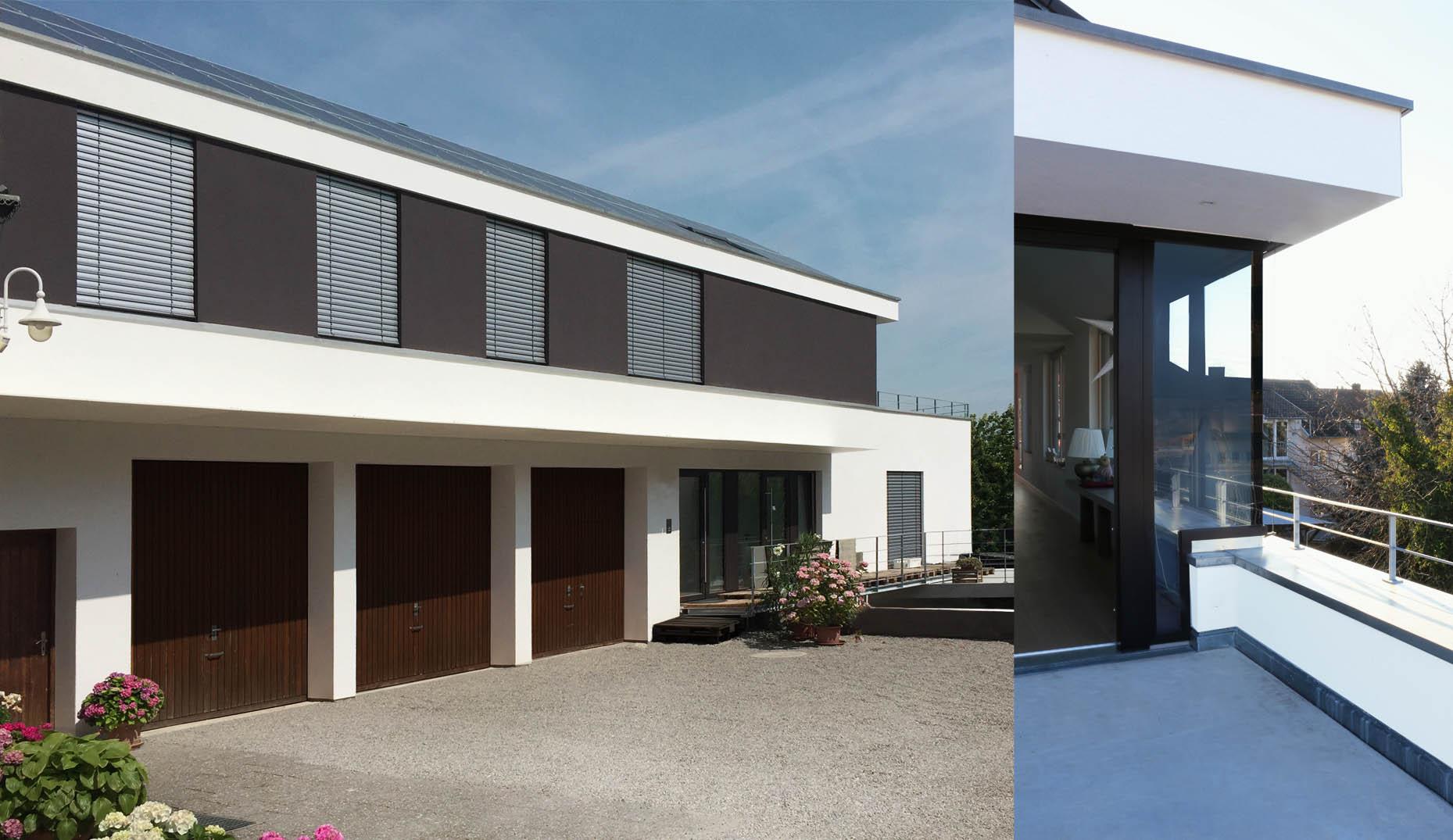 moderner umbau sennrich und schneider gmbb. Black Bedroom Furniture Sets. Home Design Ideas