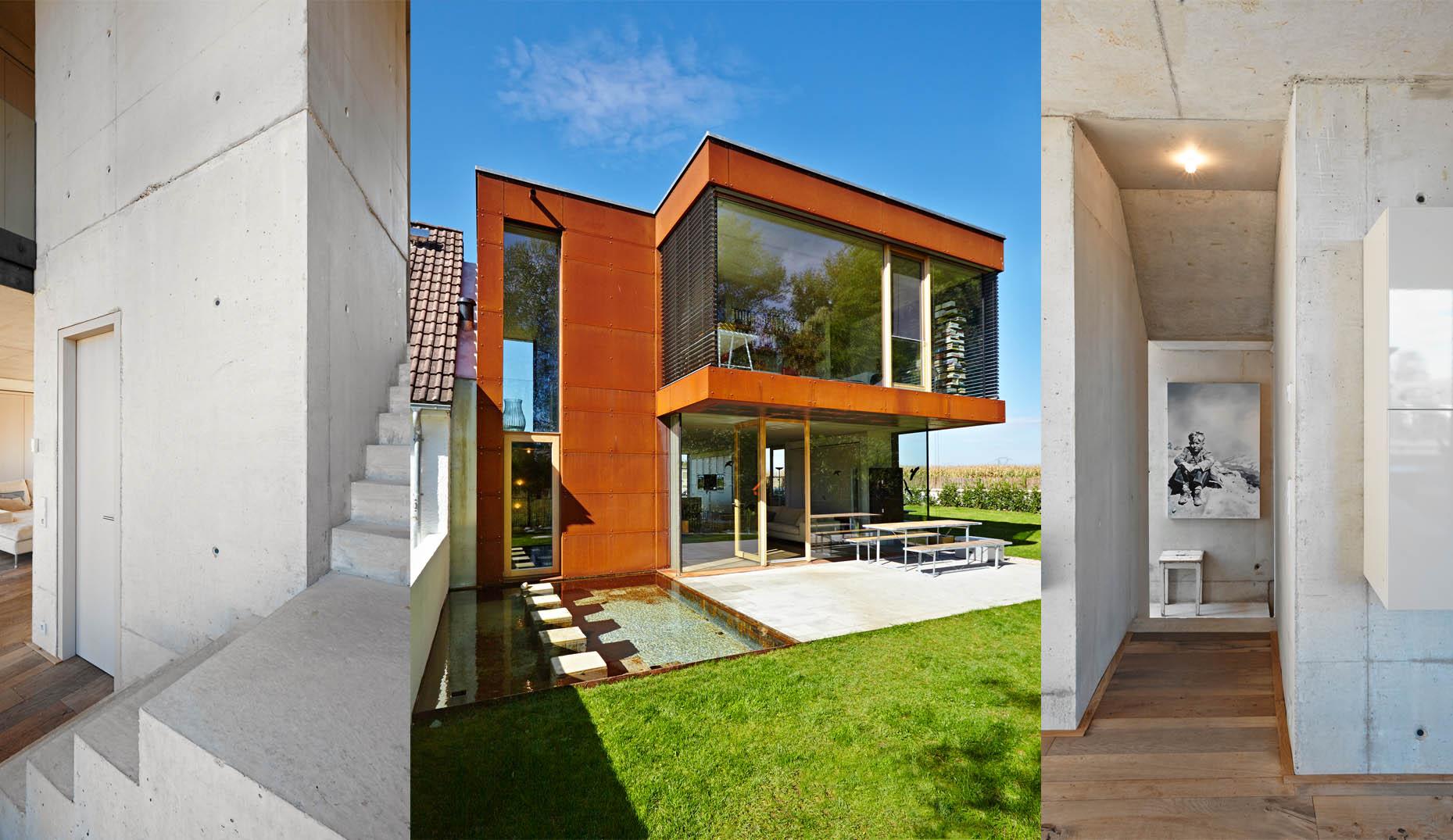rosthaus sennrich und schneider gmbb. Black Bedroom Furniture Sets. Home Design Ideas