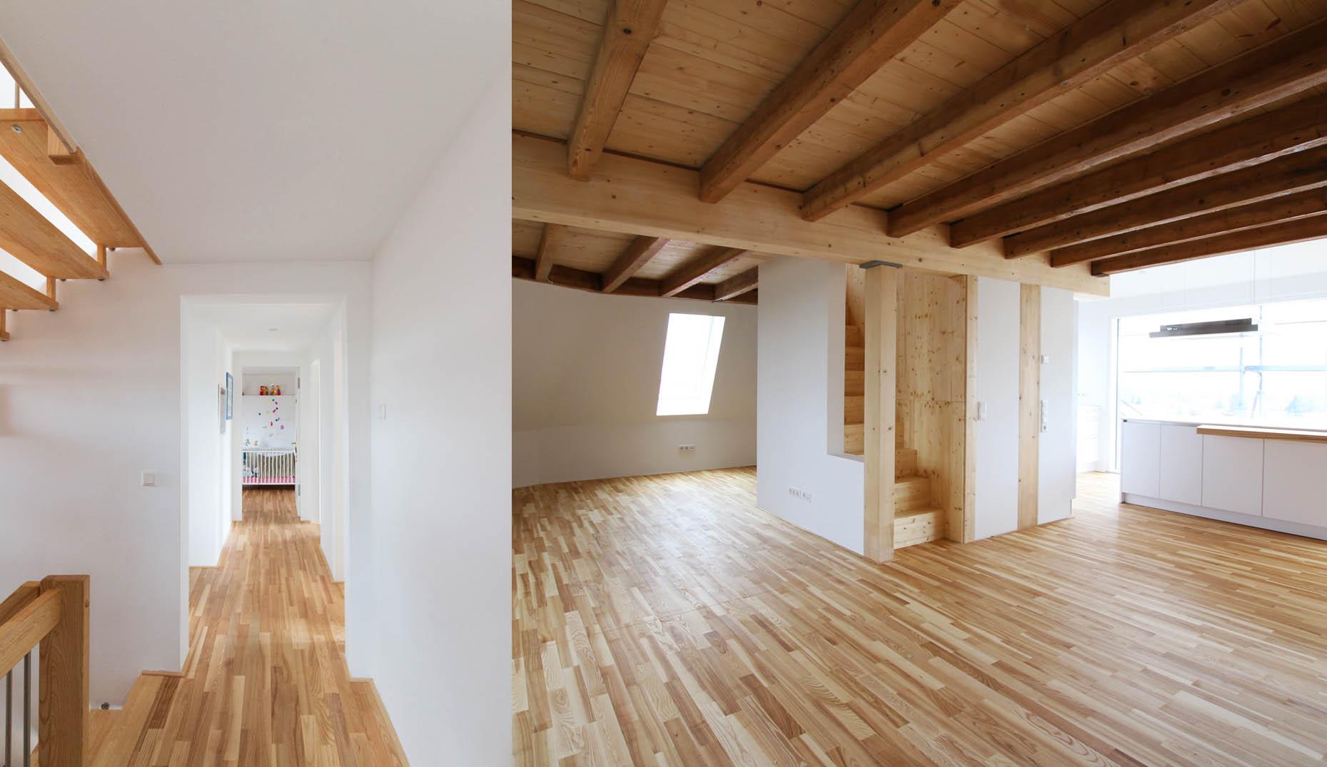 umbau an der stadtmauer sennrich und schneider gmbb. Black Bedroom Furniture Sets. Home Design Ideas