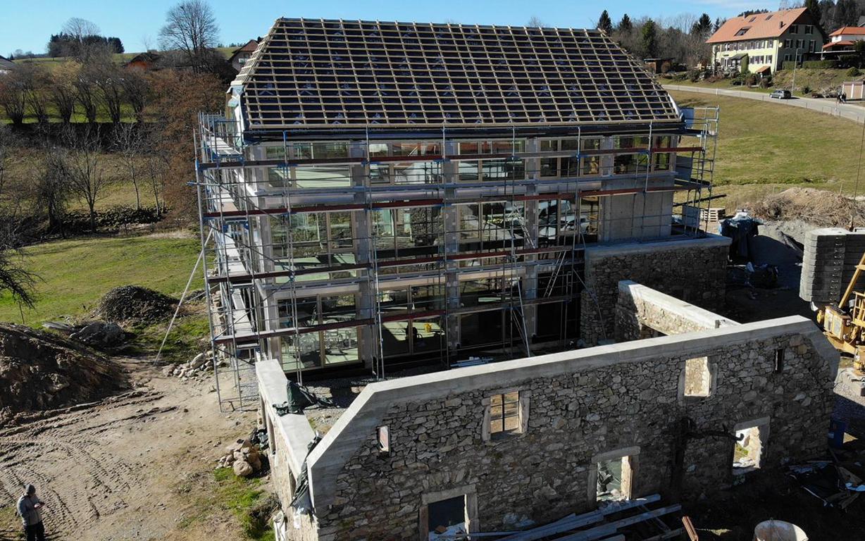 Umbau Schwarzwaldhof